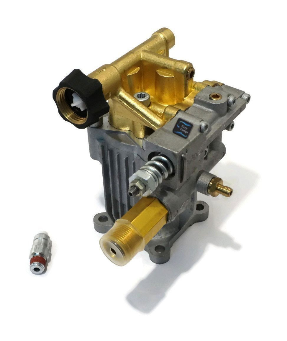 Universal 3000 psi Pressure Washer Pump for Honda Excell Troybilt Husky Generac by Ezzy Pump