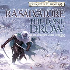 The Lone Drow Hörbuch