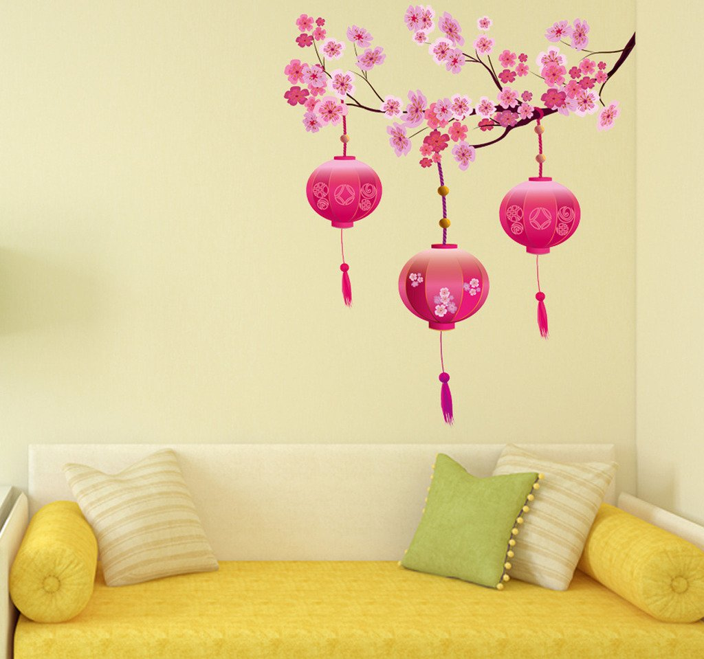 Fantastic Wall Decoration Stickers In Hyderabad Pictures - Art ...