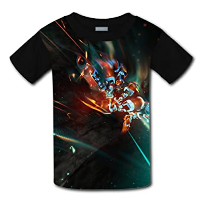Mmm fight Nebular Deepness Light Weight Tee Shirts 2017 The Latest Version For boysfree Postage