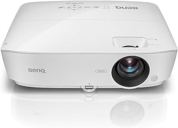 BenQ MW533 - Proyector WXGA, DLP, 1280 x 800, Alto Brillo de 3300 ...