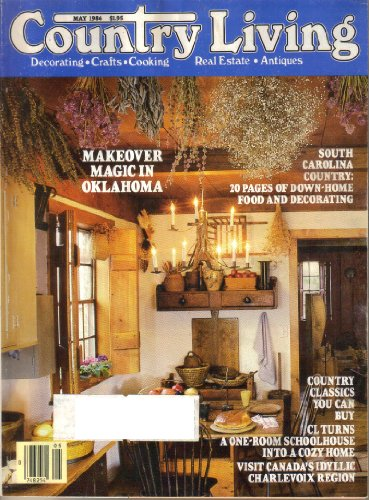 Country Living Magazine, Vol. 9, No. 5 (May, - Island Pawleys Gardens