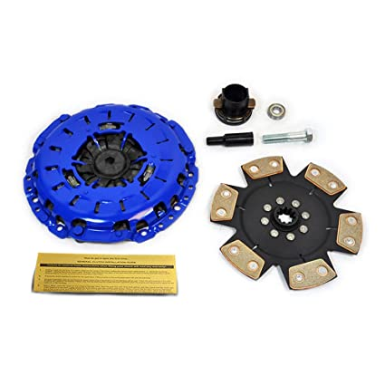 Amazon.com: EFT STAGE 4 RIGID RACE CLUTCH KIT 99-00 BMW 328i 328ci E46 528i E39 Z3 2.8L M52: Automotive