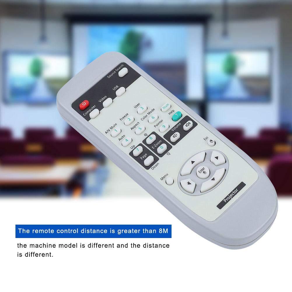 Zerone Universal Fernbedienung f/ür Projektor Epson EMP-7800 EMP-7850 EMP-7900 EMP-7950 EMP-8300 EMP-830 EMP-835 EMP-1830 EMP-1815