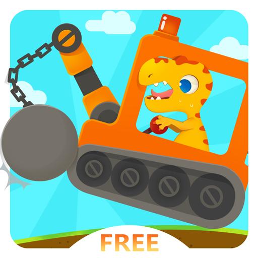 - Dinosaur Digger 3 Free - Dinosaur Games for Kids