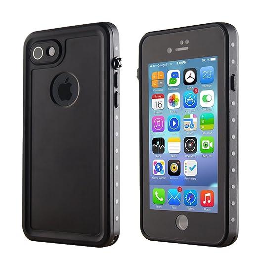 2 opinioni per iPhone 7Plus custodia custodia impermeabile, Paracity full-sealed gomma robusta
