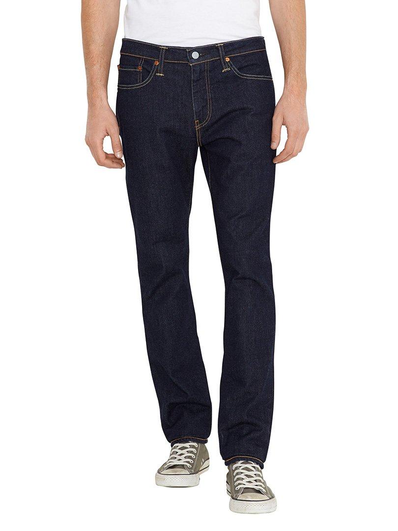 Levi's Mens 511 Slim-Fit Jeans Blue Size 32 Length 36