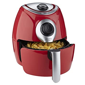 Giani Air Fryer Red Amazon Co Uk Kitchen Home