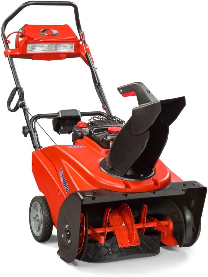 simplicity snow blower reviews