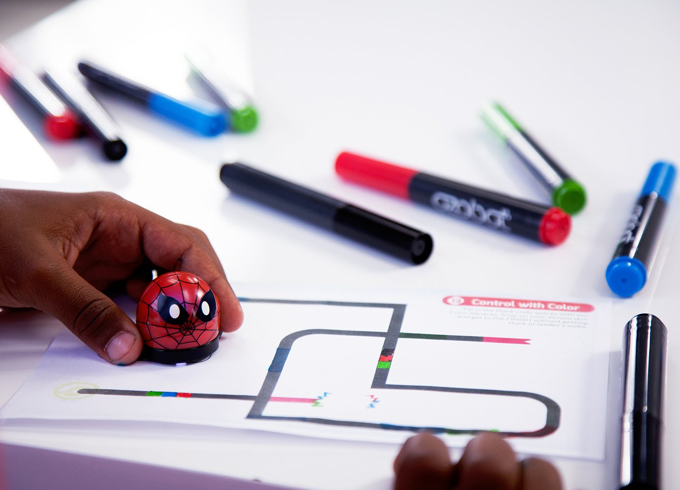 Bit Coding Robot, Spider-Man by Ozobot (Image #4)