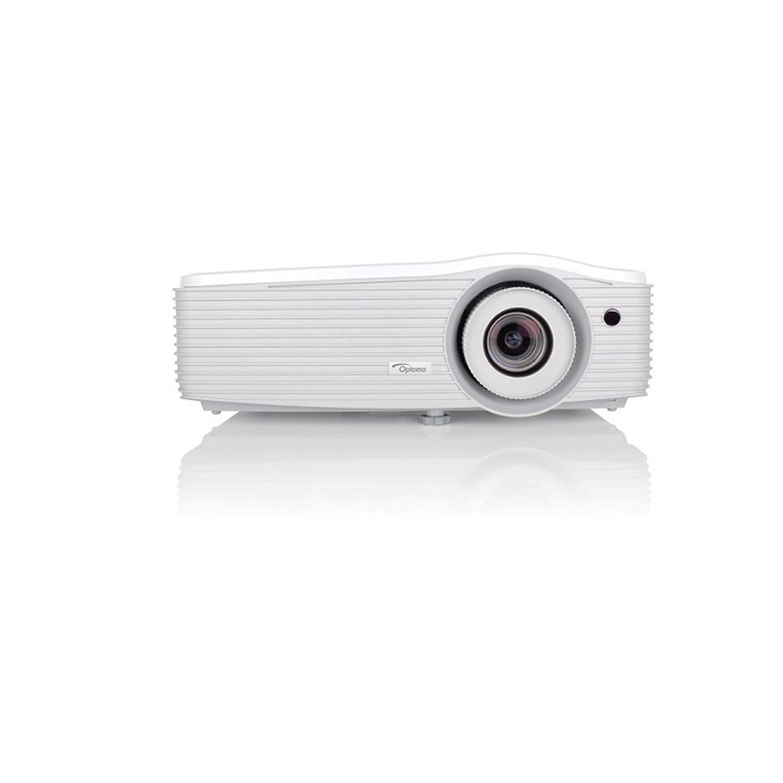 Optoma eh504 | 5000ルーメン3d 1080p DLPプロジェクタwithスピーカーホワイト   B01MU9RYTY
