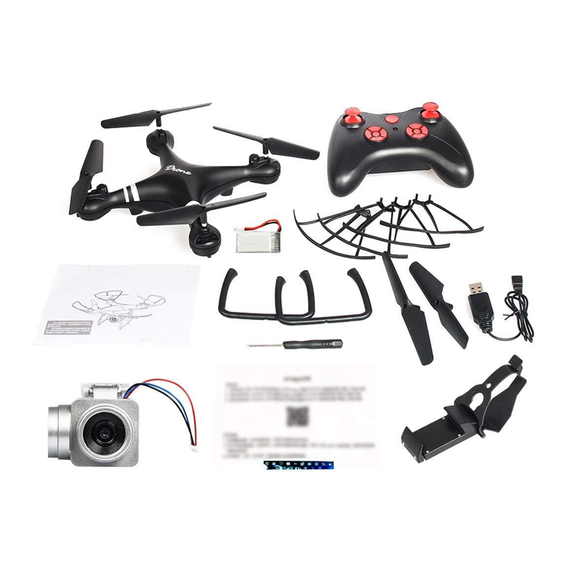 Funnyrunstore LF608 RC Drone con cámara HD Gran Angular Selfie ...