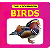 Lovely Board Books - Birds