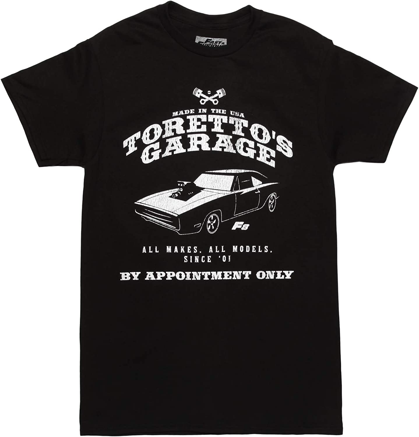 Fast And Furious T-shirt Toretto Tee Car