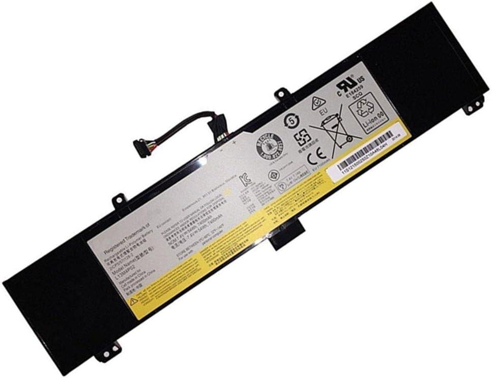 New L13M4P02 battery for Lenovo Erazer Y50-70 Y50-70AM-IFI Y50-70AM-ISE L13N4P01 L13M4P02 7.4V 54WH 7400mah