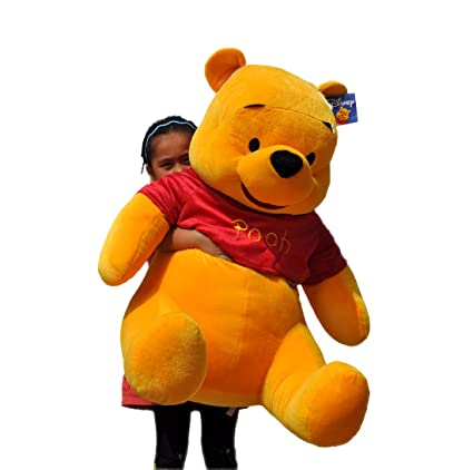 eab57f4b4595 Amazon.com  New Giant Big Size 35inch 90cm Winnie the Pooh Bear ...