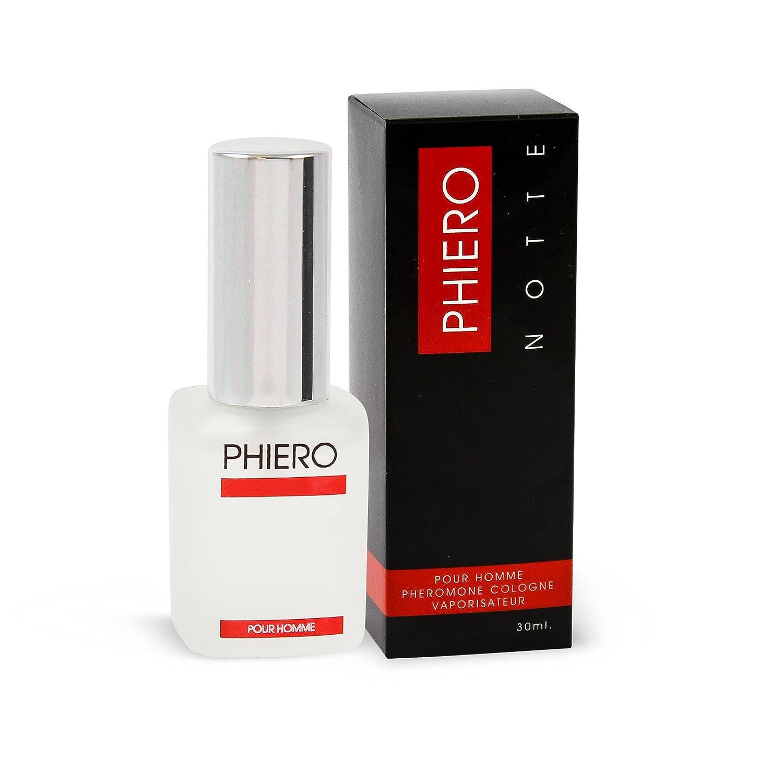 Natural Logistics - Phiero Notte: Perfume con feromonas para hombre 56402