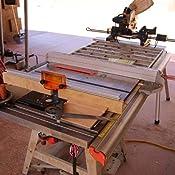 Dewalt Dwx725b Heavy Duty Work Stand With Miter Saw
