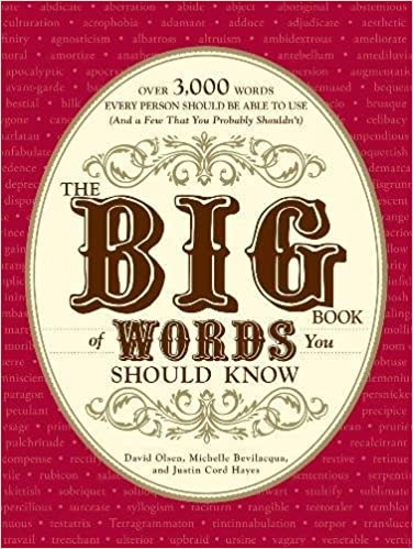 amazon the big book of words you should know over 3 000 words