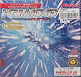 Nittaku Hammond Table Tennis Rubber (Red)