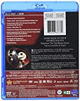 Tim Burton's The Nightmare Before Christmas - 20th Anniversary Edition (Blu-ray/DVD Combo Pack) from Walt Disney Studios Home Entertainment