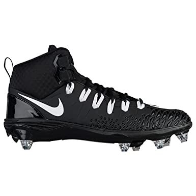 uk availability 757de d24c2 Image Unavailable. Image not available for. Color  Nike Force Savage Pro D  Football Cleats Shoes Mens Size 10 (Black, White)