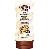 Hawaiisk tropisk silkesåterfuktande skyddande solkräm solkräm LSF 30, 180 ml, 1 st