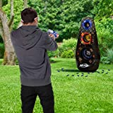 NERF Inflatable Target, 4' Tall Practice Device