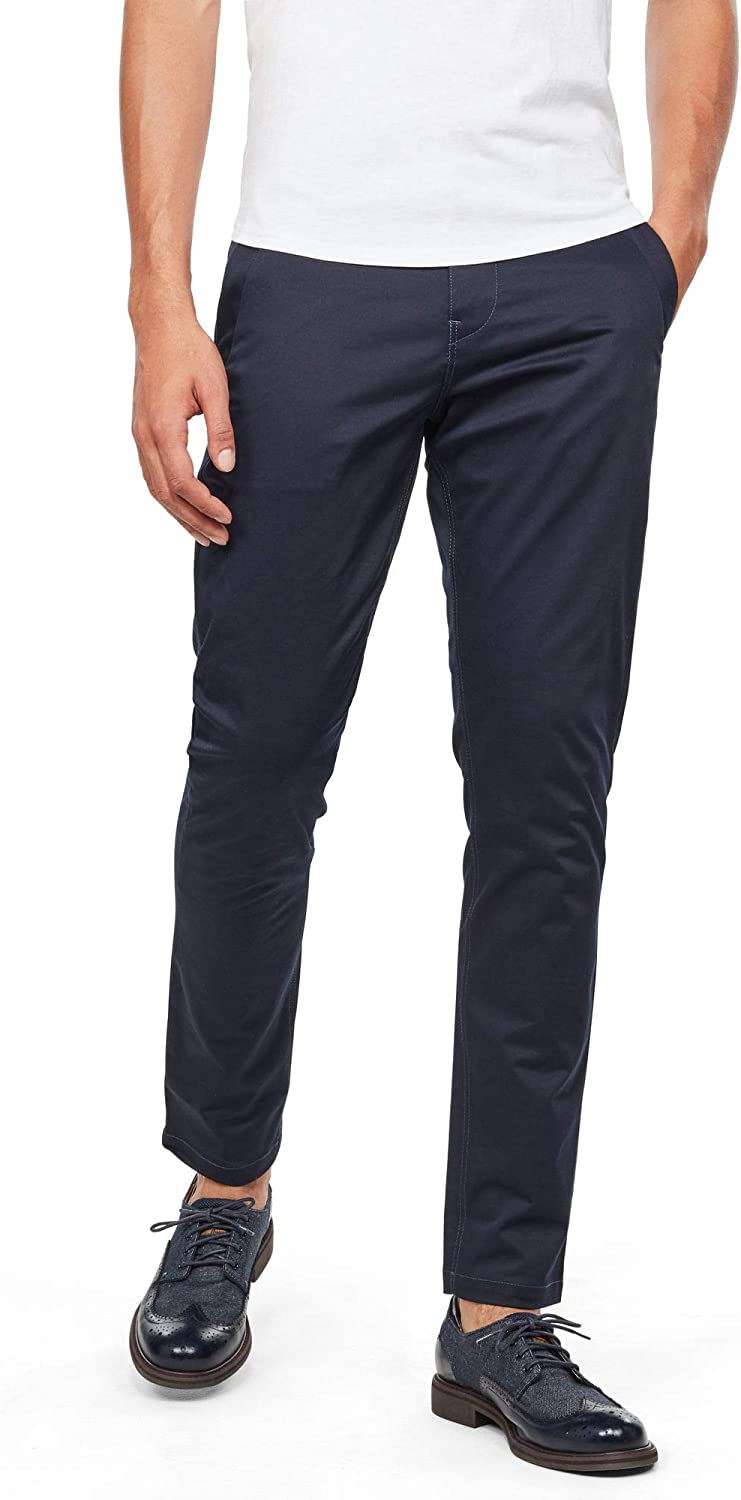 G-STAR RAW Bronson Slim Chino Pantalon para Hombre