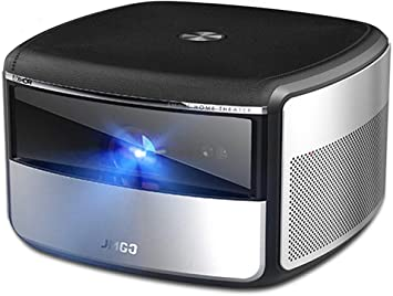 JmGO X3 Native 4K UHD Proyector de Cine en Casa 1500 ANSI Lumens Android 3D Smart TV Projector Built-in Hi-Fi Stereo Speaker: Amazon.es: Electrónica