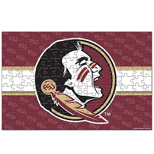 WinCraft NCAA Florida State University Puzzle in Box (150 Piece)