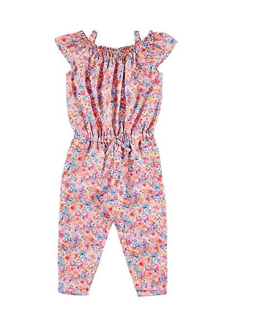 Mayoral - Vestido - a túnica - para niña multicolor multicolor