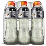 Gatorade, Bebida Isotónica Con Sabor A Limonada, 500 Mililitros. Paquete De 6
