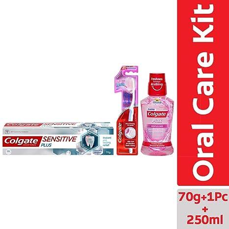 852fad9b3 Colgate Sensitivity Combo (Sensitive Plus Toothpaste-70g