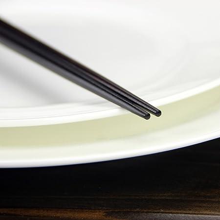 Amazon.com: AOOSY 5 pares de palillos japoneses de madera ...