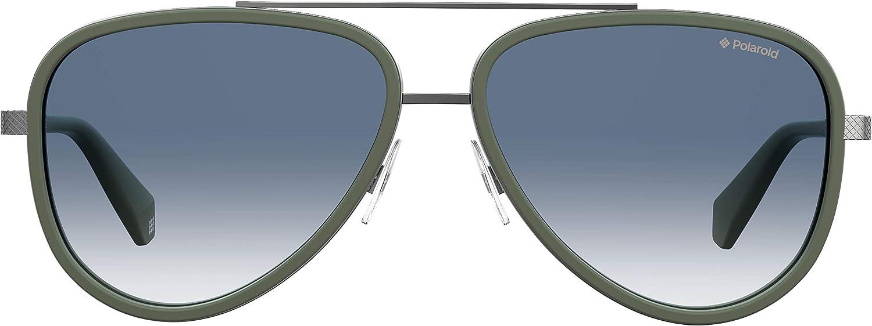 Dkhavana Multicolore Polaroid Eyewear Pld 2073//S Montures de lunettes 57 Homme