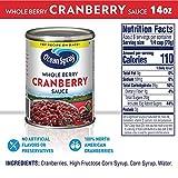 Ocean Spray Cranberry Sauce Jellied, 14 Ounce, Cherry