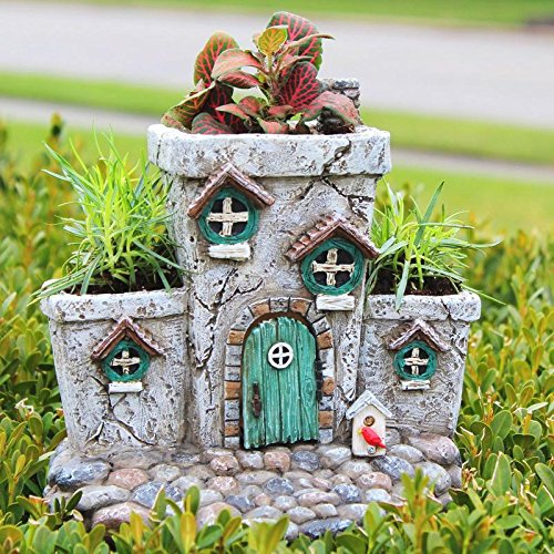 Mini Dollhouse FAIRY GARDEN Accessories - Potter Place - My Garden Miniatures
