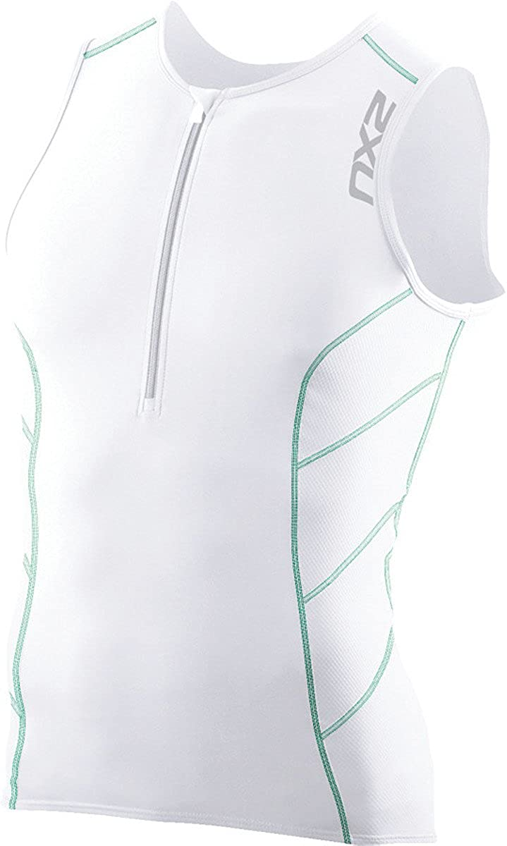 2XU Men's G:2 Long Tri Distance Singlet Directly managed store Max 41% OFF