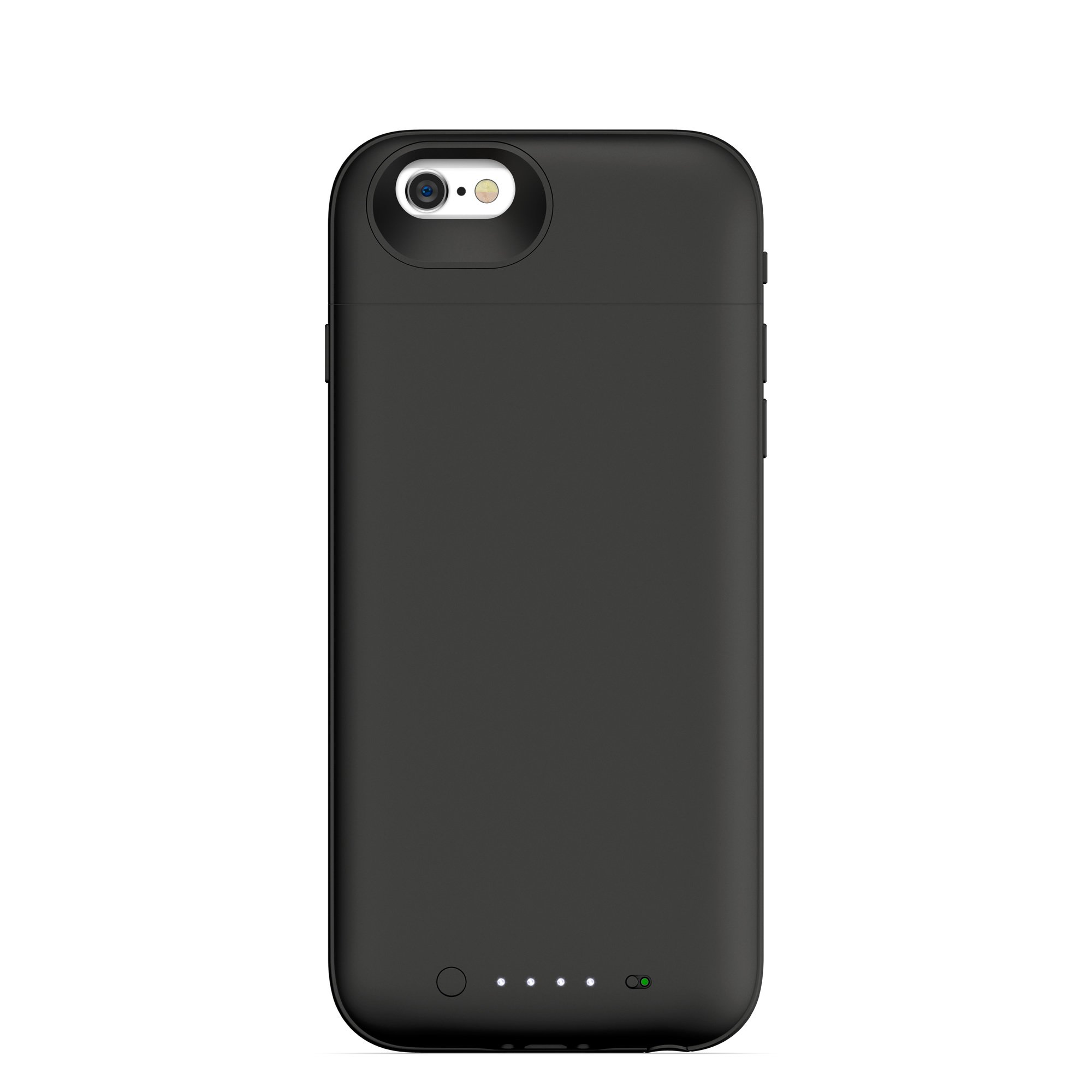 mophie juice pack air - Slim Protective Mobile Battery Pack Case for iPhone 6/6s - Black by mophie (Image #11)