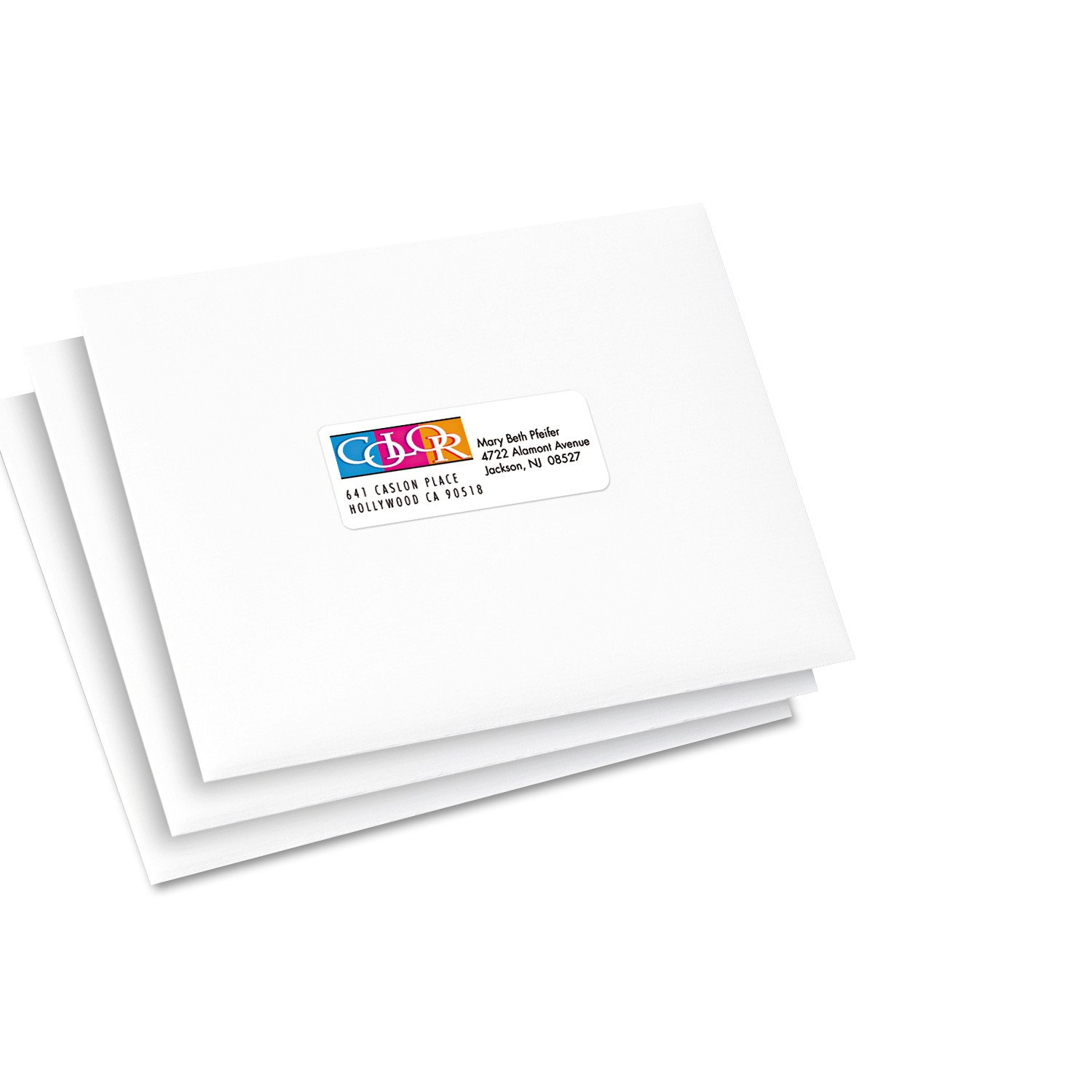 Avery Address Labels For Ink Jet Printers 8250 (20 Sheets) by Avery (Image #2)