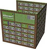Let's Play MINECRAFT: 178 Crafting-Rezepte. Übersichtskarte (mitp Anwendungen)