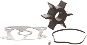 REPLACEMENTKITS.COM - Brand Fits Honda Water Pump Impeller Kit 25 & 30 HP BF25 & BF30 Replaces 06192-ZV7-000 -