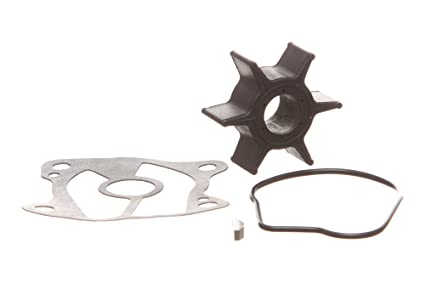 REPLACEMENTKITS COM - Brand Fits Honda Water Pump Impeller Kit 25 & 30 HP  BF25 & BF30 Replaces 06192-ZV7-000 -