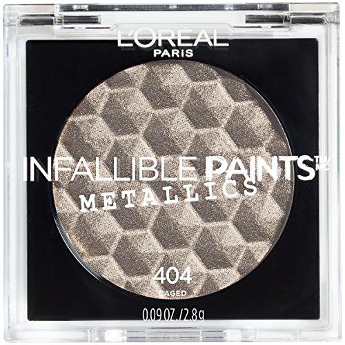loreal-paris-cosmetics-infallible-paints-metallics-eyeshadow-caged-009-ounce