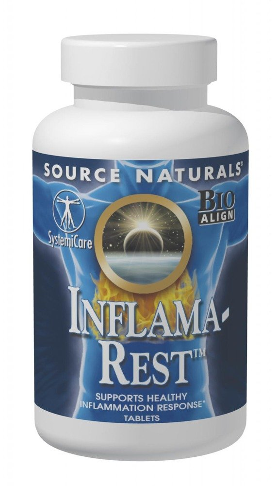 Source Naturals Inflama-Rest - 90 Tablets