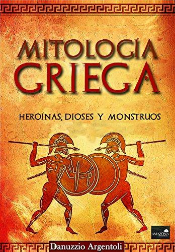 Mitología Griega de Danuzzio Argentoli