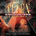 Alien Encounters Audiobook by Mark Eastman, Chuck Missler Narrated by Gordon Russell