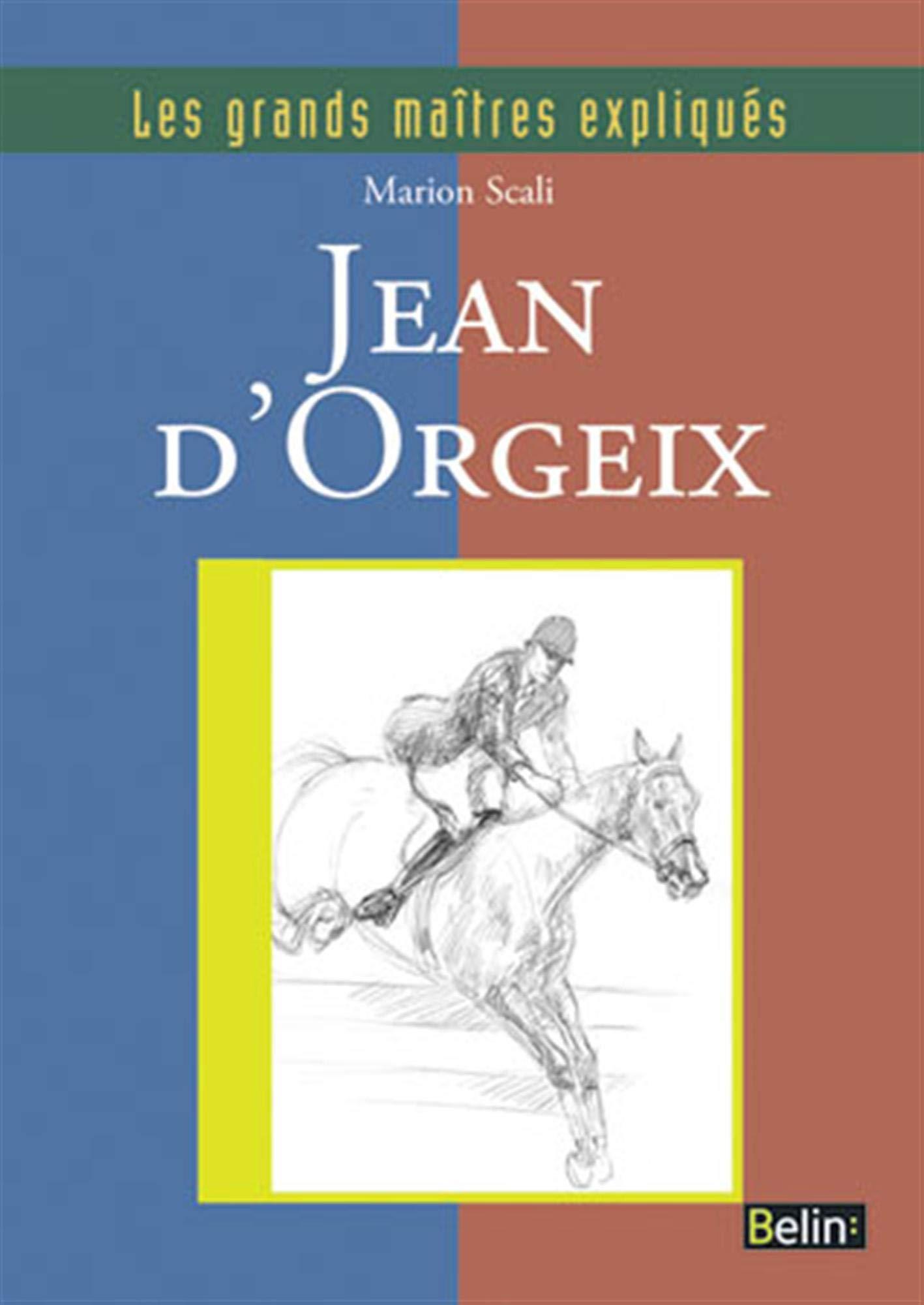 TÉLÉCHARGER DVD JEAN DORGEIX