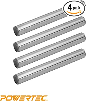 Pack of 4 Gilliem Alloy Steel 3//8 x 3 Dowel Pins